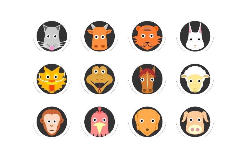 animais do horóscopo chinês